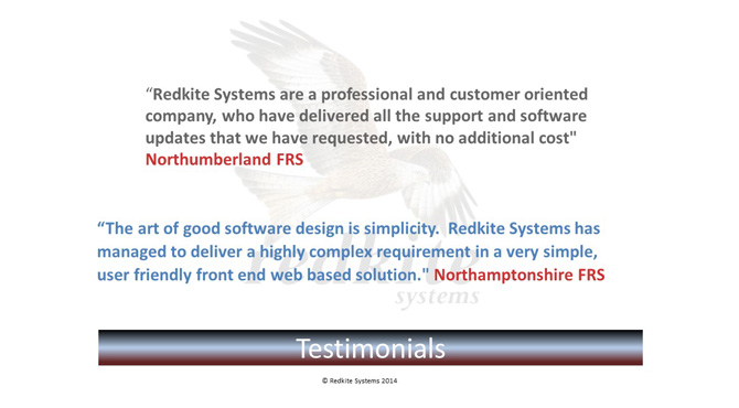 Asset Management Systems Redkite Systems